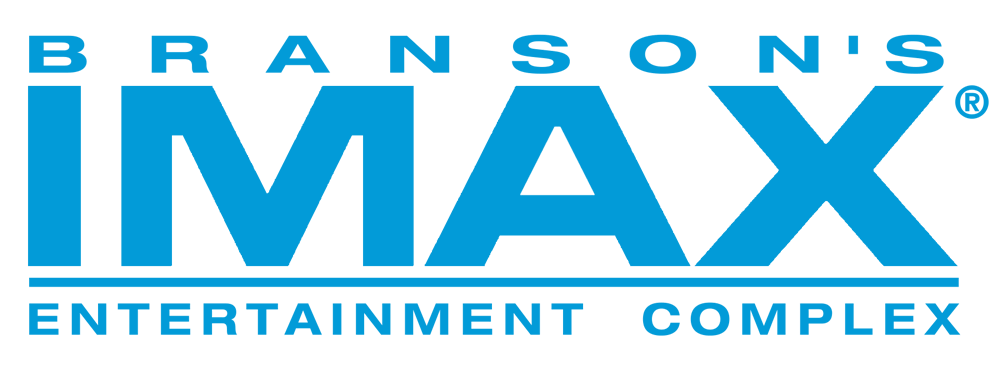 Branson's IMAX Entertainment Complex Logo