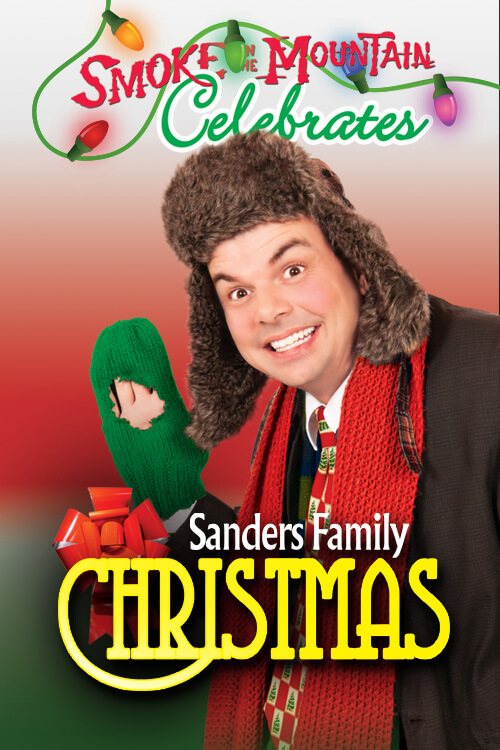 Branson MO Theaters Live Shows at IMAX   Sander's Family Christmas