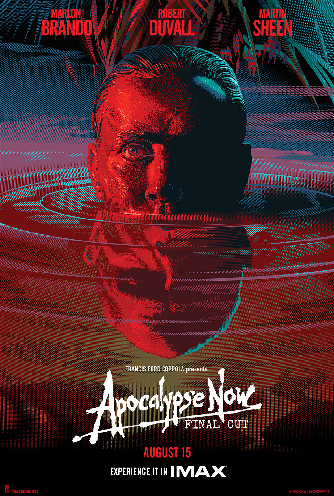 Apocalypse Now Final Cut IMAX Movie Poster